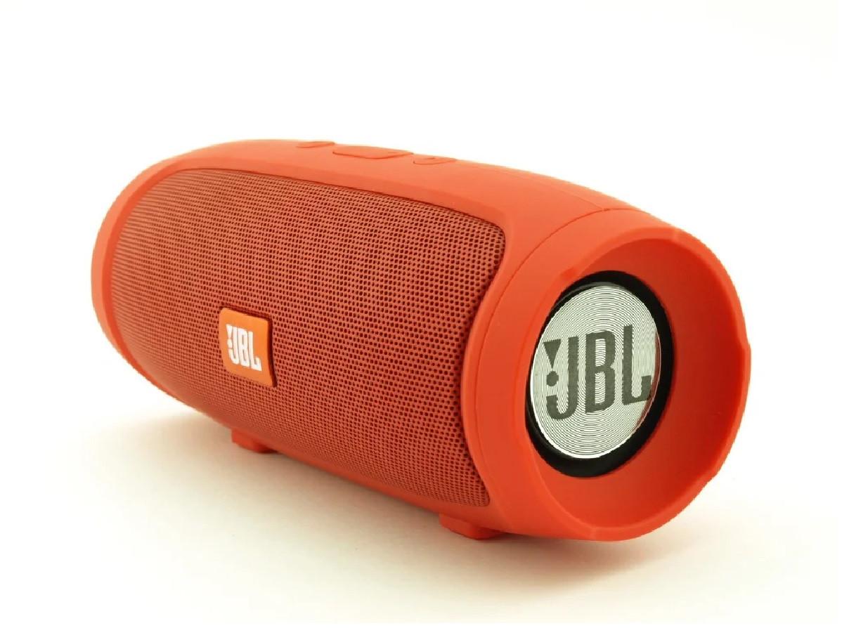 Портативная bluetooth колонка в стиле JBL Charge mini 3+ (красный)