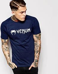 Мужская футболка Venum с принтом