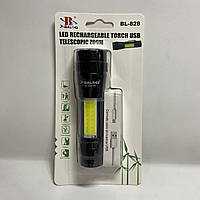 Аккумуляторный фонарь BL-828