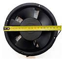 Универсальный осевой вентилятор Tidar 172×172×50мм, 220В, 0,22А (круглый), фото 2