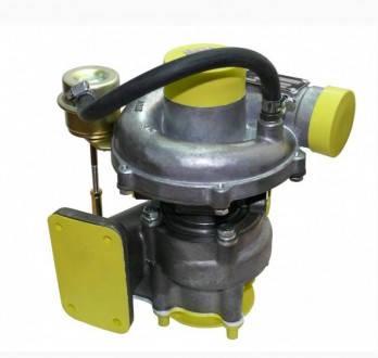 Турбокомпрессор ТКР 700   Турбина на МТЗ-1523, МТЗ-1221, Д-260, фото 2
