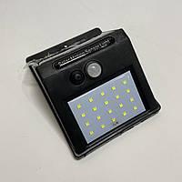 Настенный уличный светильник Solar motion sensor Light солнечная батарея, датчик движения