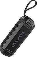 Беспроводная портативная Bluetooth колонка Awei Y280 IPX 4 4000mah, фото 1