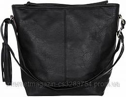 Женская сумка Adleys Черная (FB106)