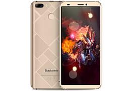 Смартфон Blackview S6 2/16 Gb Gold MediaTek MT6737VWH 4180 мАч