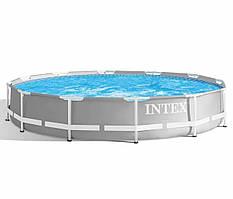 Бассейн каркасный Intex 26710, 3.66м х 0.76 м