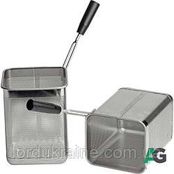 Корзина GN1/6 для макароноварки Stalgast 979993 (набор 2 шт)