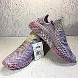 Кроссовки Adidas Deerupt Runner CG6084 37, 37,5, 38, 38,5, 39,5, 40, 40,5 размер, фото 2