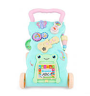Детская каталка-ходунки  Vtech Baby Лягушонок (Mint)