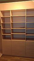Гардеробный шкаф из ДСП