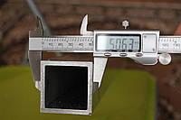 Труба алюминиевая 50х50х5,0мм АД31Т (6060), фото 1