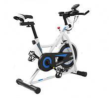 Велотренажер механічний, спинбайк SCUD 705 (велотренажер для дому, велотренажер для схуднення)
