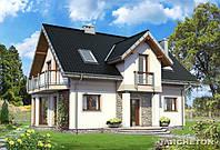 Новый дом с коммуникациями в Путровке