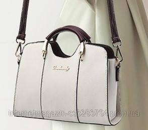 Женская сумочка Белая (WA-4)