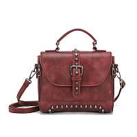 Женская сумка KA-2 Красная, фото 1