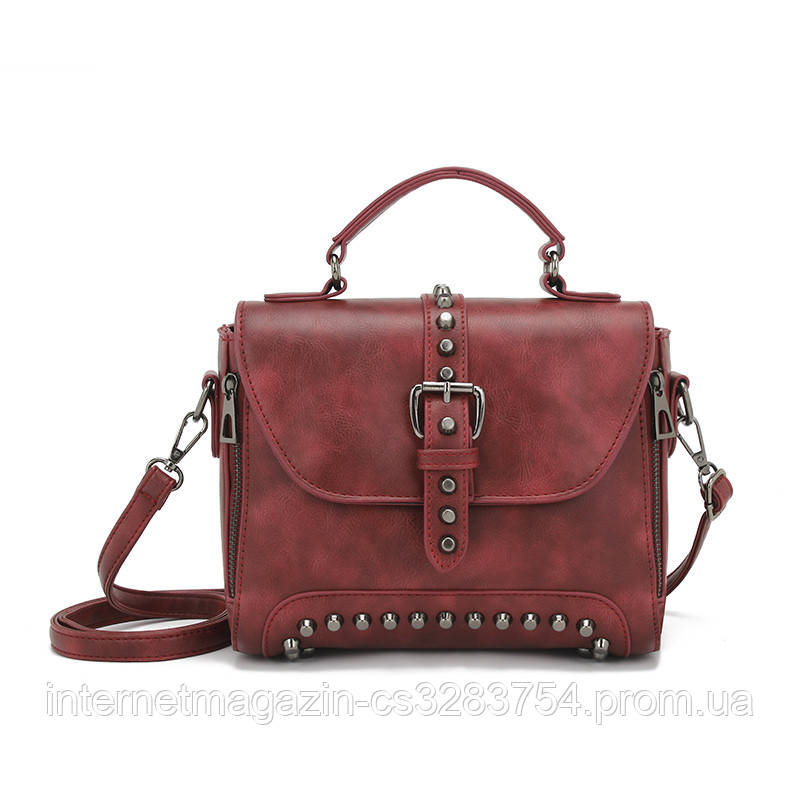 Женская сумка KA-2 Красная
