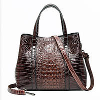 Женская сумочка Коричневая (MA-2)