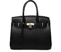 Женская классическая сумка Чёрная (LA-4), фото 1