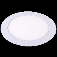 Светодиодный встраиваемый светильник Ilumia 12Вт, 167мм, 4000К (нейтральный белый), 900Лм (028), фото 1