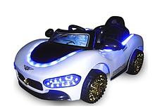 Детский электромобиль на аккумуляторе Cabrio MA с пультом управления и музыкой (MP3)