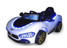 Дитячий електромобіль на акумуляторі Cabrio MA з пультом управління і музикою (MP3)