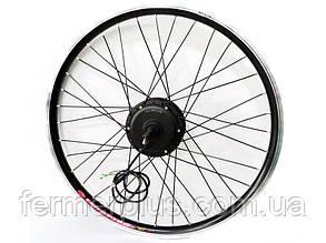 Велонабор колесо переднее 27,5 (с дисплеем)