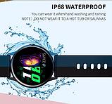 Умные Смарт часы DT88 Smart Watch  с пульсометром и цветным IPS дисплеем, фото 7