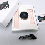 Умные Смарт часы DT88 Smart Watch  с пульсометром и цветным IPS дисплеем, фото 10