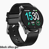 Наручные смарт часы Smart Watch M12 c  IPS экраном, фитнес-браслет, фото 2