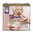 Підгузки Libero Touch 2 (3-6кг), 32шт, фото 2