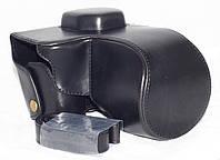 Защитный футляр - чехол для фотоаппаратов SONY A7, A7S, A7R - черный
