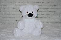 Мягкая игрушка мишка Алина Бублик 70 см белый, фото 1