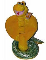 Мягкая игрушка озвученная Змея