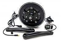 Электрический велонабор TSDZ 48В 350Вт 48-350 68мм 42T дисплей VLCD6, ручка газа