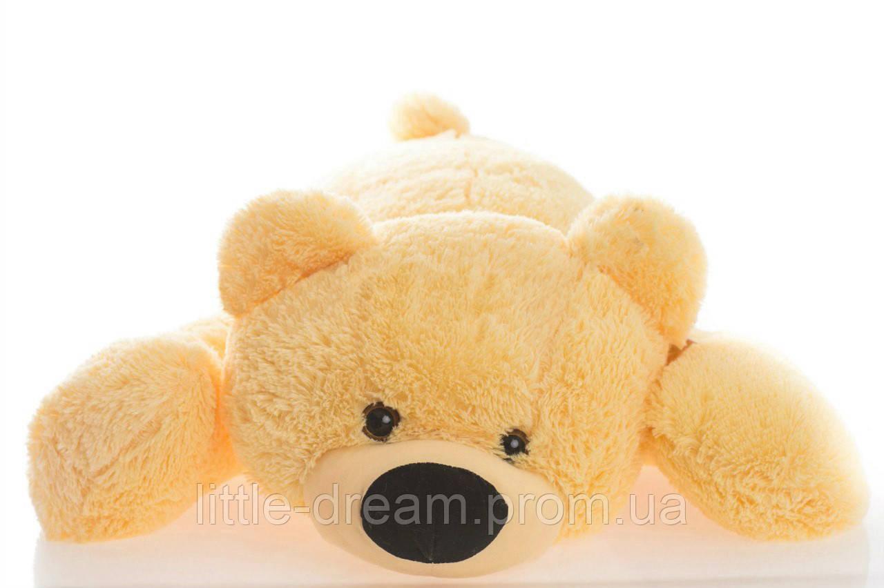 Плюшевый Мишка Умка 70 см персиковый