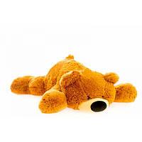 Большая мягкая игрушка медведь Умка 180 см медовый, фото 1