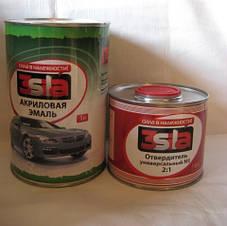 Автоэмаль акриловая 3Sila 428 медео 1л