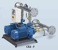 CB2-PLURIJET 5/200 установка повышения давления, фото 1