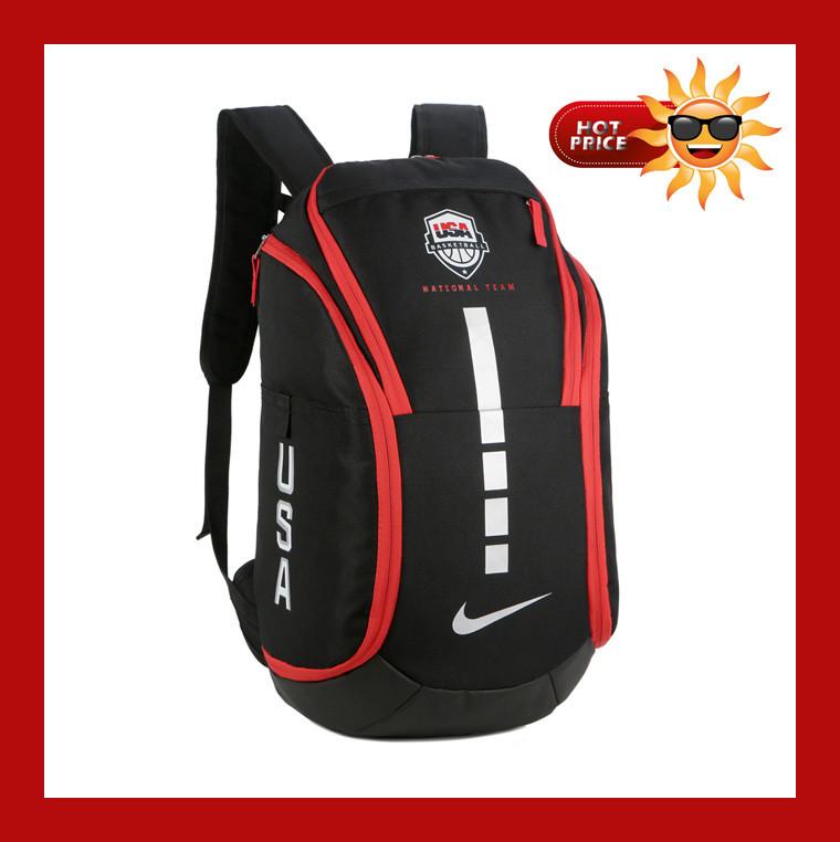 Баскетбольный рюкзак с карманом для мяча Nike Hoops Elite Pro USA