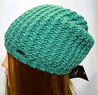 женская шапка на флисе, фото 1