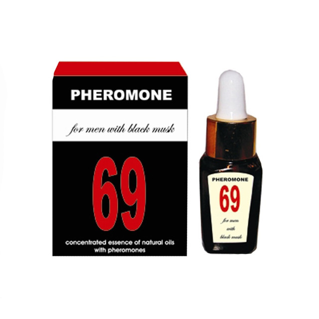 Pheromon 69 - на основі амбри і мускусу