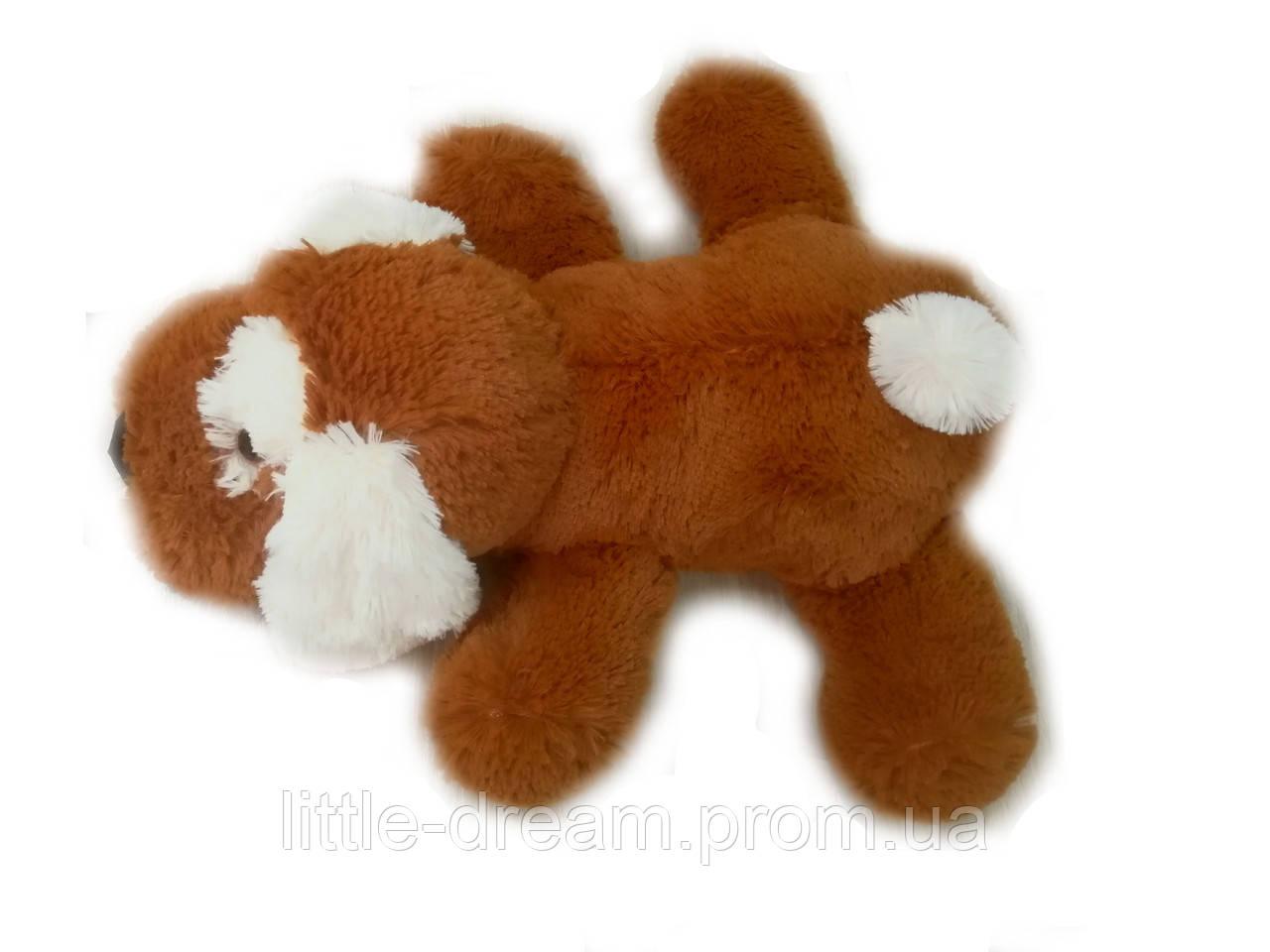 Собачка Шарик 75 см коричневый