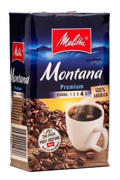 Кофе молотый MELITTA Montana 500 гр