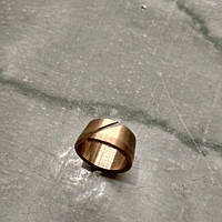 Обжимное кольцо на фитинг d 6  для термопластиковой трубки d 6