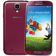 Samsung Galaxy S4 I9500 2/16 Red La Fleur Grade B2 Б/У, фото 2