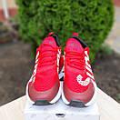 Мужские кроссовки в стиле Nike Air Max 270 Supreme красные, фото 4