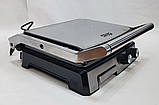 Гриль электрический DSP KB1036 профессиональный с функцией контроля температуры [2000 ВТ], фото 2