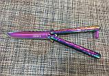 Нож бабочка GERBFR 22,5см / АК-55, фото 3