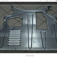 Защита двигателя грязевая 2170 ВАЗ