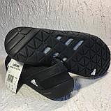 Мужские Коралловые тапочки Adidas Climacool JawPaw M29553 43 размер, фото 5